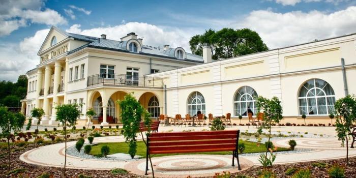 Centrum Konferencyjno-Bankietowe Hotel Dwór Dwikozy