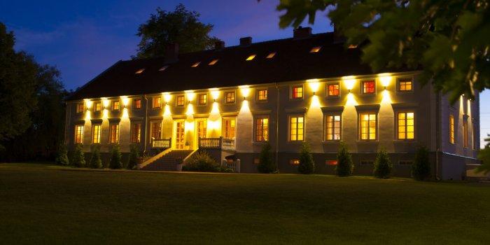 Dwór Kaliszki Hotel. Restauracja. SPA