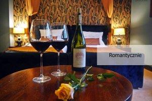 Romantyczny pobyt z winem w tle