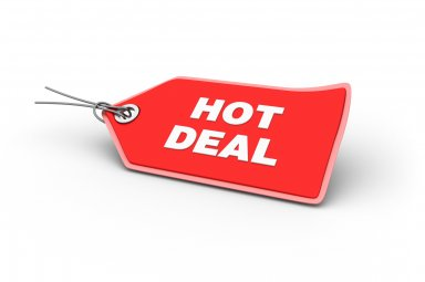 Hot Deal - Book & Save!