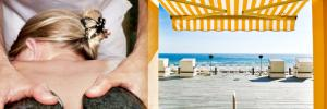 Luxury spa weekend at the seaside