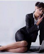 Kobieta biznesu