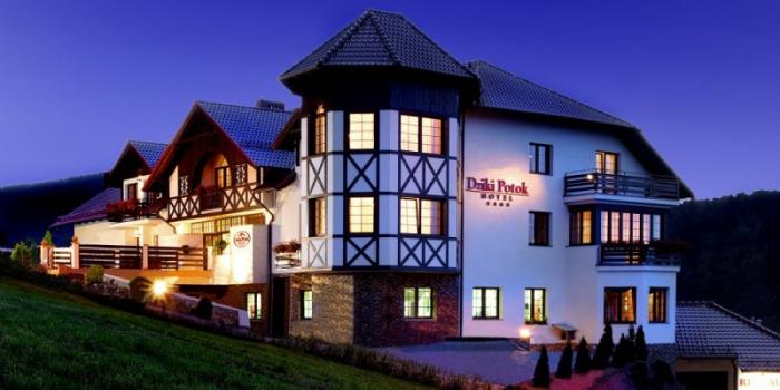 Hotel DZIKI POTOK Prestige SPA