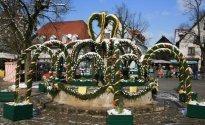 Oberfranken - Heimat der Osterbrunnen