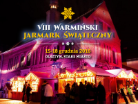 VIII Warmiński Jarmark Świąteczny