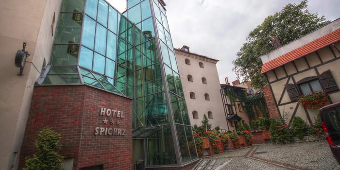 Hotel i Karczma Spichrz