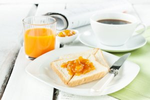 Bezzwrotna ze śniadaniem