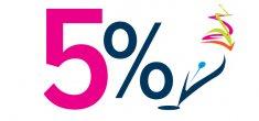 Promo Kod  - 5%