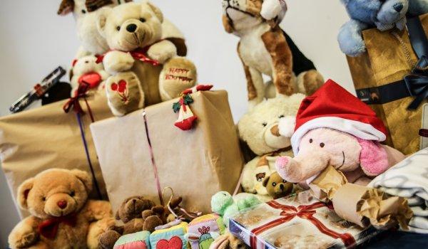 Grudniowe spotkania z Mikołajem