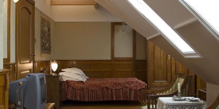 Hotel **** Pałac Czarny Las