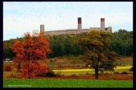 Złota jesień w Górach Świętokrzyskich