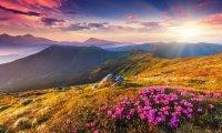 Wiosna w górach
