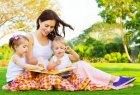 LETNIA IMPRESJA DLA MAMY Z DZIECKIEM