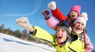 Ferie zimowe na nartach Wypoczynek w Augustowie