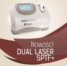 Nowość! REWOLUCYJNY Dual Laser SPTF+