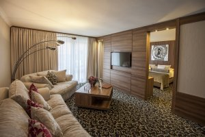 Junior Suite Taras