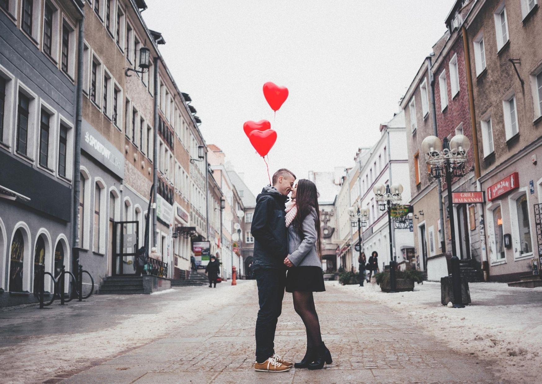 Romantyczne chwile w centrum Poznania ❤
