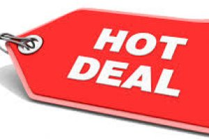 Hot Deal - RABAT 10 %