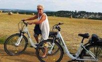 Aktiv–Wochenende mit dem e-bike rund ums Schloss