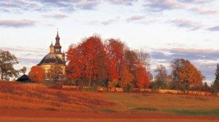 Jesień w SPA - Złote Ponidzie