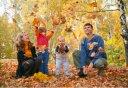 Jesień z dziećmi