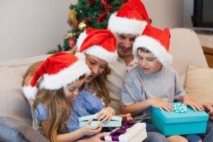 Rodzinne Boże Narodzenie na Mazurach