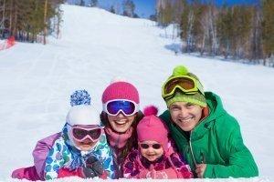 Ferie z dziećmi dla narciarzy
