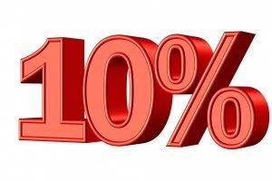 Oferta bezzwrotna ze śniadaniem -10%
