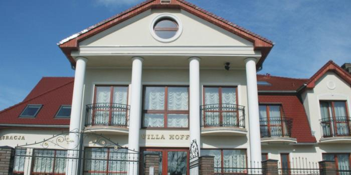 Villa Hoff Wellness & SPA Hotel