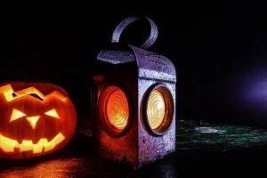 Halloween nad Morzem