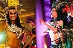 Gorący Brazylijski Sylwester Samba Carnival